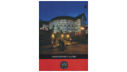 Shakespeare's Globe DVD cover