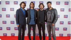 Musketeers BBC showcase event in Liverpool- copyright BBC Worldwide