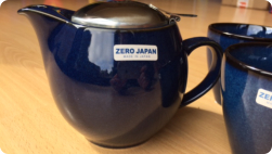 Zero Japan teapot (photo Fiona Perry)